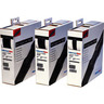 Hellermann Tyton Gevlochten kous in dispenserbox zwart 25mm