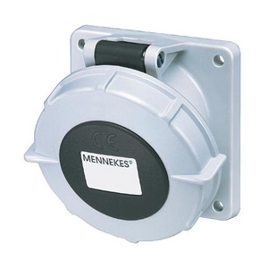 Mennekes INB.WCD 16A 4P 7H 500V IP67 TWINCONTACT