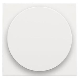 Niko bedieningselement Schakelaar/dimmer Enkele drukker Wit 101-31003