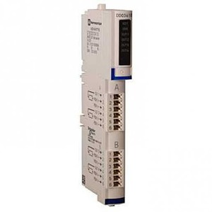 Schneider Electric MODICON STB, 4 UITGANG. 24VDC