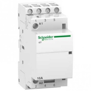 Schneider Electric Ict magneetschakelaar 3p 3m 16a 230 v