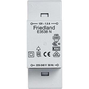 Friedland beltransformator 230V 12V E3538N