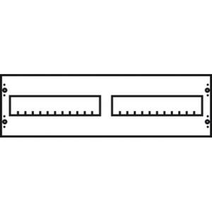 ABB Montagekit tbv veld vv DIN sleuf