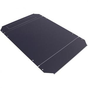 Gigamedia BODEMPLAAT 600X800 ZWART