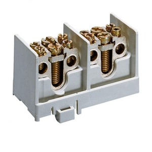 Hager K aansluitklem voor hoofdkabel 2p DIN-rail/schroef 25-aansluitingen K22
