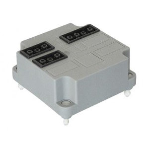 ABB Connectordeksel, 2x3p+1x4p,+aansluitd