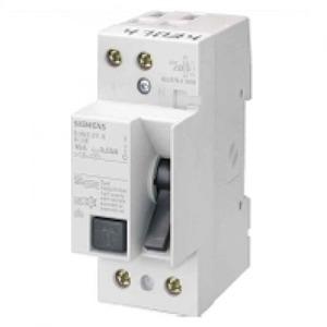Siemens aardlekschakelaar 2p 16A 0,03A 5SM33116