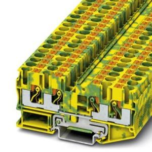 Phoenix Contact PT aardrijgklem 0,5-6mm Groen/geel 3212950