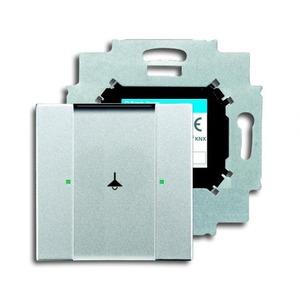 ABB Busch-Jaeger KNX sensor 1v m bau f-aluzilver