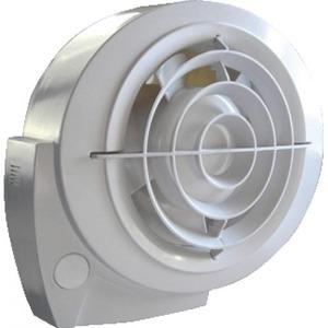 Itho Daalderop Kanaalventilator Performa wit met comforttimer