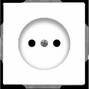 ABB Busch-Jaeger Future linear wandcontactdoos 1V KV Wit 2113-0-5337