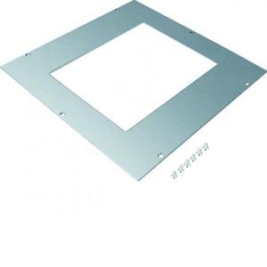 Hager Montagedeksel voor UD grootte 3 gestanst E09 200x253mm