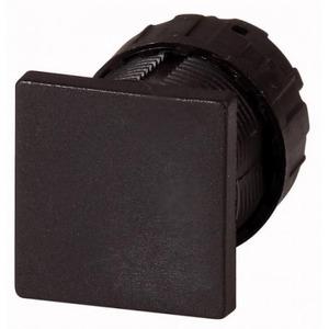 Eaton Afdekking, zwart, IP65