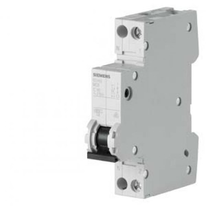 Siemens INSTALLATIE AUTOMAAT 1P+N B 6A 6KA