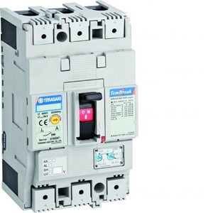 Hager S400NJ-250A3P vermogensautomaat