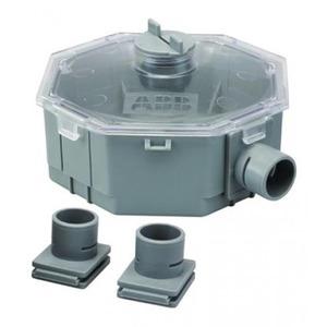 ABB Universele kabelmof 8-14,5 mm formaat 90x90mm compleet met asseccoires