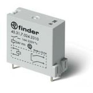 Finder RELAIS 1M 16A 24VDC S.