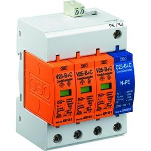 OBO CombiController V25 3+NPE met optisch signaal 280V