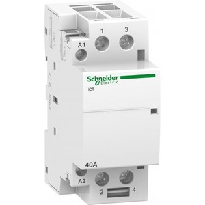 Schneider Electric Ict magneetschakelaar 2p 2m 40a 230v