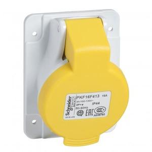 Schneider Electric CEE INBOUWCONT.DOOS 32A 4P 110V 4H IP44