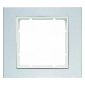 Berker B.3 Afdekraam 1V Aluminium IP20 10113904