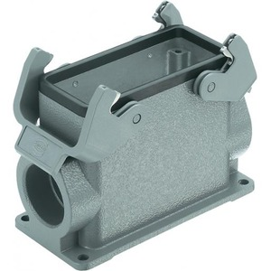 Harting 411 behuizing industriële connector IP65 19300160232