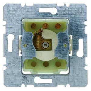 Berker Jaloezie-sleutelimpulsdrukker voor profi el-halfcilinder Basiselemente