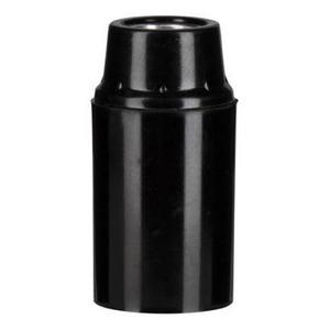 Bailey LAMPHOLDER E14 BAKELITE PLAIN BLACK