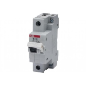 ABB Hafonorm Installatieautomaat C karakteristiek 16A 2p incl nul 2TE 0025.030