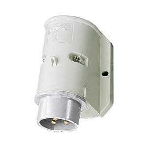 Mennekes TOESTELCONTACTDOOS 32A 2P 10H 50VDC IP44