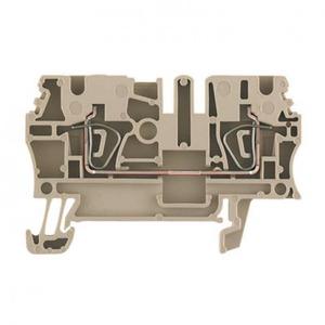 Weidmuller Z-serie Verbindingsrijgklem 0,5-4mm²  eendr. 0,5-4mm² meerdr. Blauw 1608520000