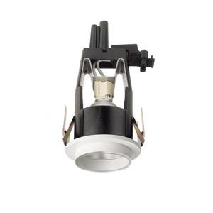 Concord MYRIAD 4 LED PLAFONDRING WIT GLAS CYLINDER MAT