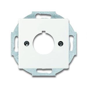 ABB Busch-Jaeger Future linear bedieningselement Centraalplaat Wit 2CKA001724A4296