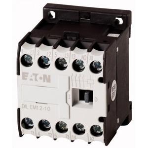 Eaton Magneetschakelaar DILEM12-10(230V50HZ,240V60HZ) 5,5kW, 0m,1v