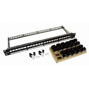 Gigamedia Patchpaneel 24ports