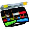Hellermann Tyton Krimpkousassortiment 3:1 diverse kleuren
