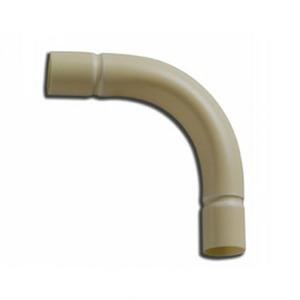 """Wavin PVC ELEKTROBOCHT 90° CREME 1"""""""