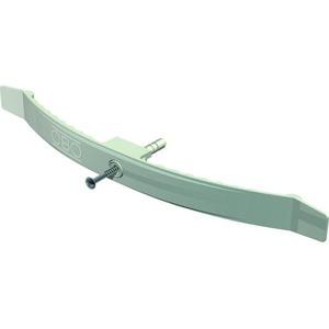 OBO Kabelhouder vleugel dubbel 16x NYM 3x1,5 met slagplug 2x8 NYM3x1,5, PA