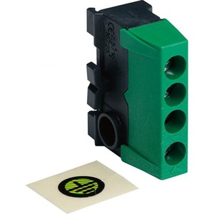 Schneider Electric Klem 2x10mm2+2x16mm2 groen
