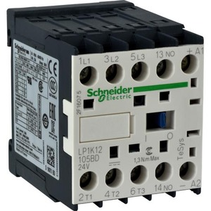 Schneider Electric CONTACTOR 3P 12A PIN 220 VDC