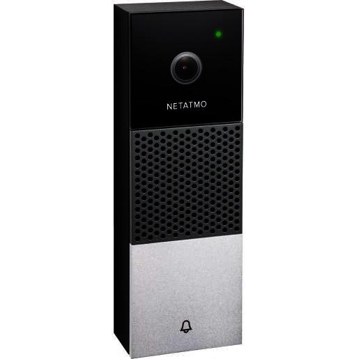 Legrand Netatmo PRO - slimme deurbel met camera