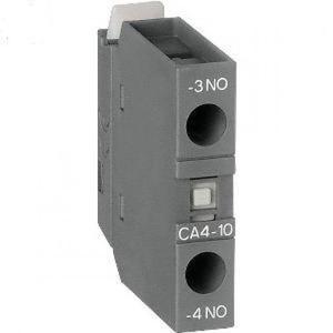 ABB Hulpcontact frontmontage 4blok 2no+2nc tbv magneetschakelaar af26 af38..