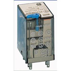 Finder RELAIS 2W 10A 24VDC