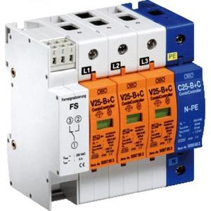 OBO CombiController V25 3+NPE met optisch signaal 280 V