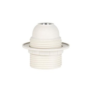 Bailey LAMPHOUDER E27 TP THREADED+RING WIT