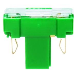 Berker Gloeilampelement met N-klem Basiselement en groen