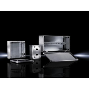 Rittal KL Kast 300X200X80 RVS 1.4301