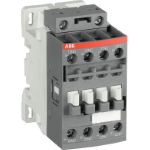 ABB Hulpmagneetschakelaar 3no+1nc met laag spoelvermogen v plc aansturi
