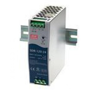 Mean Well Gelijkstroomvoedingseenheid sdr20-24 psu din 24v/5a