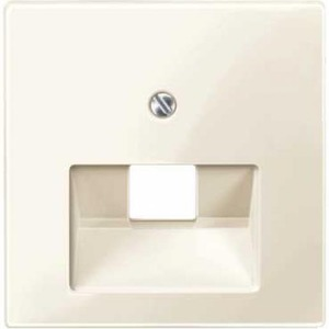 Merten Slagvast Onderdeel/Centraalplaat UAE/IAE Centraalplaat Kunststof Crèmewit (elektrowit) MTN296244